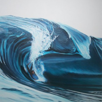 Heavy-Wave,-oil-on-canvas,-112x121cm