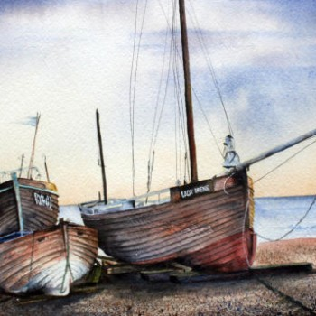At Rest Fishing Boats Deal