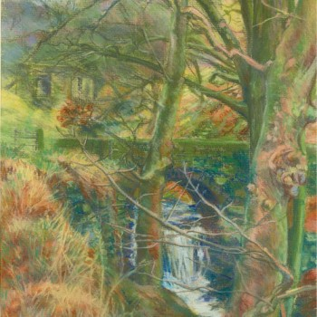 Barbara-Shepard-Nutclough-Woods-pastel-on-paper-37cm-x-27cm-1992-(Giclee-prints)cr