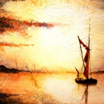 Stillness over the Estuary