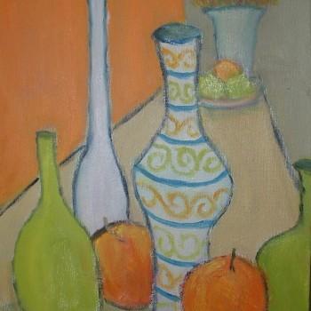 The Moroccan Vase