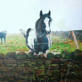 Wall-horse