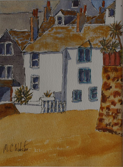 harbour_cottages_st_ives_cornwall_watercolour_ink