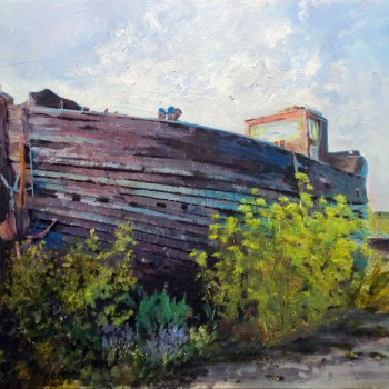 Old-Boat-Iron-Wharf