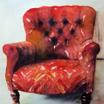 Saggy-old-chair