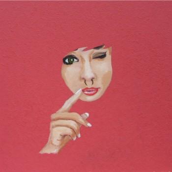 03 oil 3d canvas 25cm x 25cm