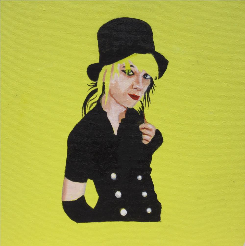 04 oil 3d canvas 25cm x 25cm