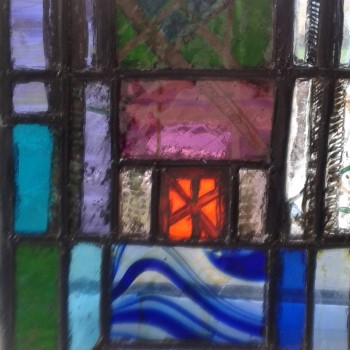 Stained-glass-Underneath--The-West-Pier-13.5-x19-inches