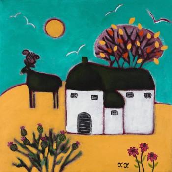 autumn-cottage