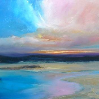A sense of purpose_Oil on canvas_40x50cm